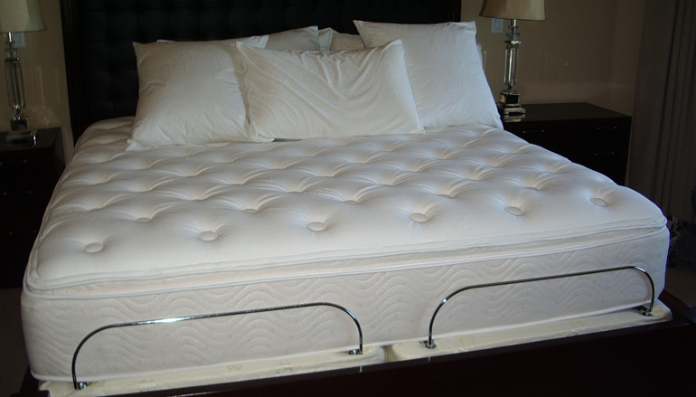 Mattress Cleaning<br />(includes Anti-Allergen Cleaning)